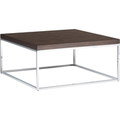 Studio Designs Home Pergola 36 In. Square Coffee Table