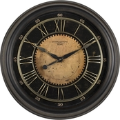 Studio Designs Home 24 in. Classic Villa Wall Clock
