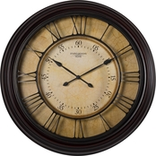 Studio Designs Home 29 in. Traditional Chateau Wall Clock