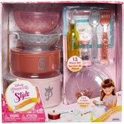 Jakks Pacific Disney Princess Style Collection Gourmet Cooking Set