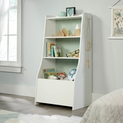 Sauder Pinwheel Collection Bin Bookcase