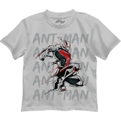 Marvel Little Boys Ant Sketch 1 Tee