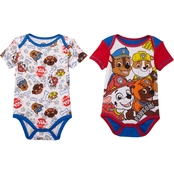 Nickelodeon Infant Boys 2 pc. PAW Patrol Bodysuit Set