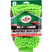 Turtle Wax Platinum 6.5 x 10.5 in. Car Wash Mitt