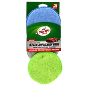 Turtle Wax 3 Pk. Terry Cloth Wax Applicator Pads