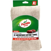 Turtle Wax 1 Pk. Microfiber Extra Large Drying Towel