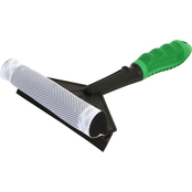 Turtle Wax 8 In. Squeegee With Bug Scrubber
