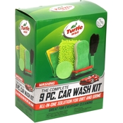 Turtle Wax The Complete 9 Pc. Car Wash Kit