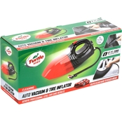 Turtle Wax Auto Vacuum and Tire Inflator
