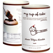 Sprinkle & Dash My Cup of Cake Refill Canister