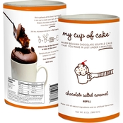 Sprinkle & Dash My Cup of Cake Salted Caramel Refill