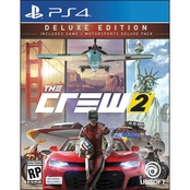 The Crew 2: Deluxe Edition (PS4)