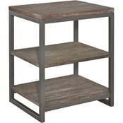 Home Styles Barnside Metro Night Table