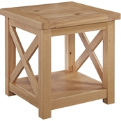 Home Styles Country Lodge End Table