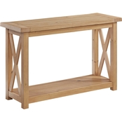 Home Styles Country Lodge Console Table