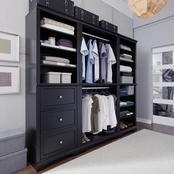 Home Styles Bedford 3 pc. Closet Organizer