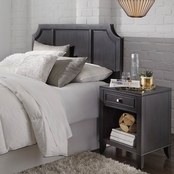 Home Styles 5th Avenue Headboard and Nightstand