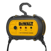 DeWalt 4 Amp Waterproof Battery Charger
