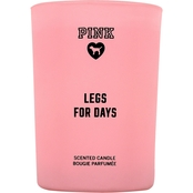 Victoria's Secret Pink Hibiscus & Fresh Air 1 Wick Candle