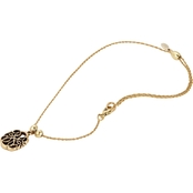 Alex and Ani Path of Life Charm Anklet
