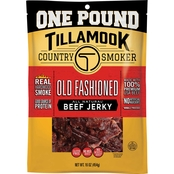 Tillamook Country Smoker Old Fashioned Beef Jerky 16 oz.