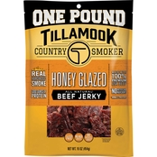 Tillamook Country Smoker Honey Glazed Beef Jerky 16 oz.
