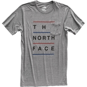 The North Face Americana Tri Blend Pocket Tee