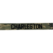 Air Force Embroidered RABU Sew-On Name Tape