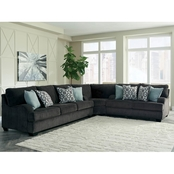 Benchcraft Charenton 3 pc. Queen Sleeper Sofa Sectional