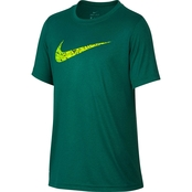 Nike Boys Nike Dry Fit Training Tee