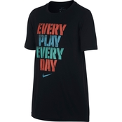 Nike Boys Leg Every Play Tee