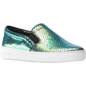 Michael Kors Women's Keaton Iridescent Slip On