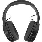 Altec Lansing Rumble Over-Ear Bluetooth Headphones with Omni Directional Vibration