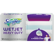 Swiffer WetJet Heavy Duty Mopping Pad Refill 12 ct.