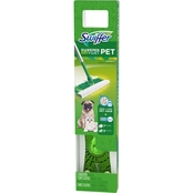 Swiffer Sweeper Pet Dry and Wet Sweeping Kit