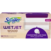 Swiffer WetJet Wood Mopping Pad Refill 12 ct.