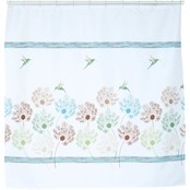 Lavish Home Springtime Printed Shower Curtain