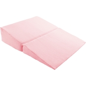 Lavish Home Folding Wedge Memory Foam Pillow