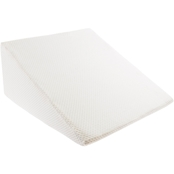 Lavish Home Extra High Wedge Memory Foam Pillow