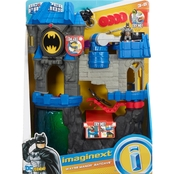 Fisher-Price Imaginext DC Super Friends Wayne Manor Batcave Playset