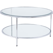 Southern Enterprises Risa Cocktail Table