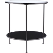 Southern Enterprises Risa Glam End Table