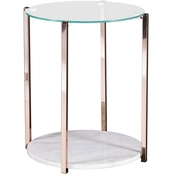Southern Enterprises Avenida End Table