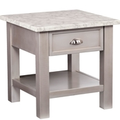 Southern Enterprises Youngston Square End Table