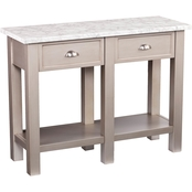Southern Enterprises Youngston Console Table