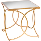 Southern Enterprises Denise End Table