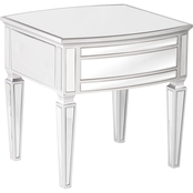 Southern Enterprises Rochelle End Table