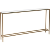 Southern Enterprises Darrin Large Console Table