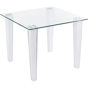 Southern Enterprises Perry Square Dining Table