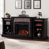 Southern Enterprises Gallatin Electric Fireplace
